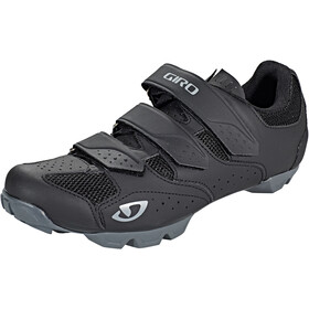 Giro Carbide RII Shoes Herre black charcoal